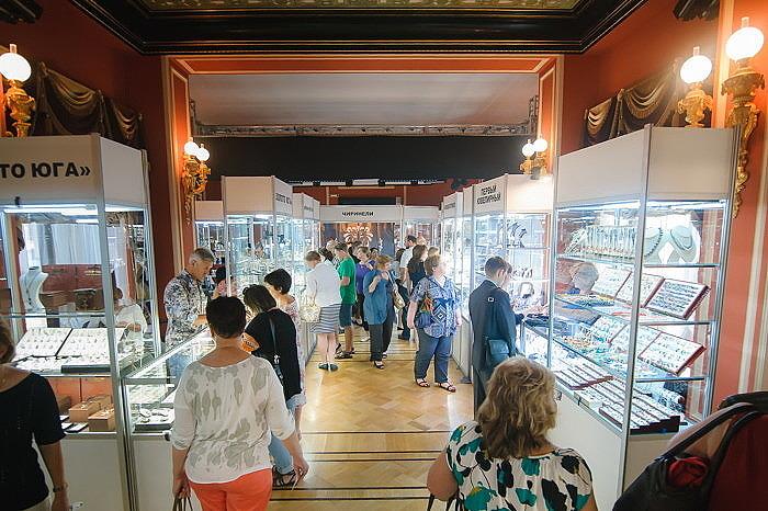 Сокровища Петербурга, выставка, август 2016