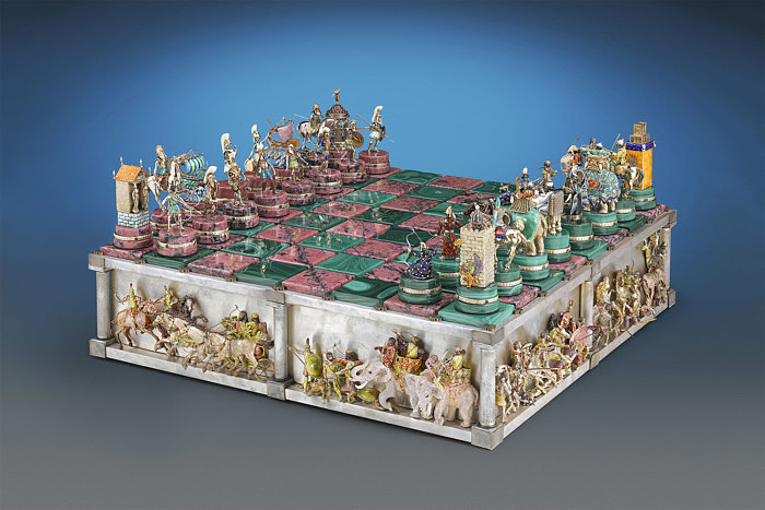 Шахматы Battle of Issus Chess Set