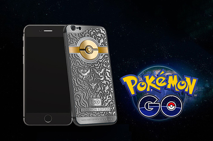 iPhone 6S Pokemon Go