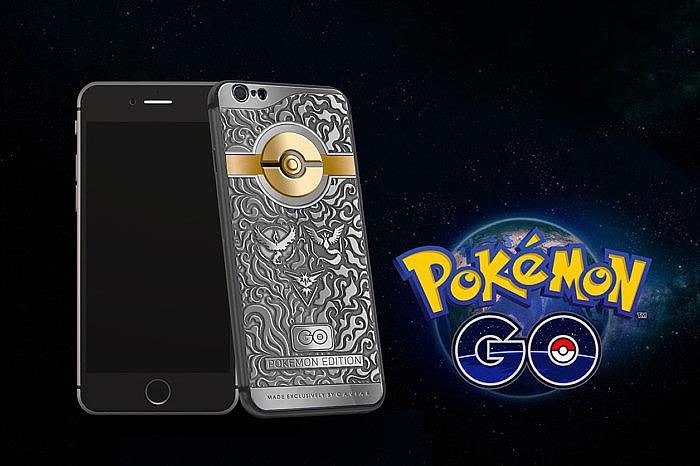 iPhone 6S Pokemon Go