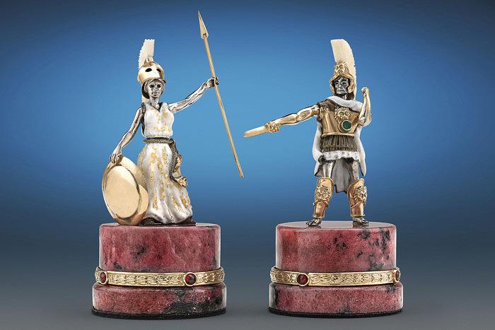 Афина и Александр Великий