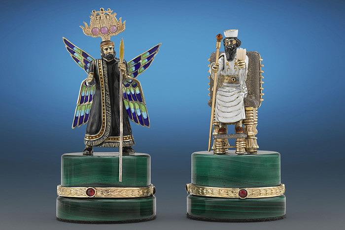 Персидский бог войны и Дарий III