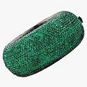 bracelet emeralds