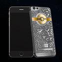Позолоченный iPhone 6S Pokemon Go