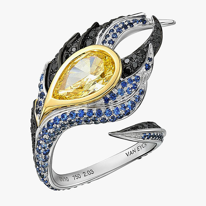 Кольцо Van Eyck Jewelry