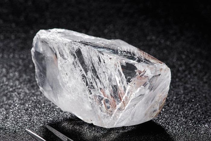 После огранки вес алмаза Constellation составит не более 350 карат