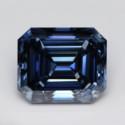 Синтетический голубой бриллиант рекордных размеров
