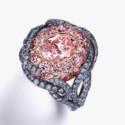 Кольцо Divine Lotus и бриллианты Argyle Pink Diamonds Tender 2016
