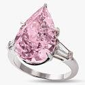 Christie's продали розовый бриллиант за 18 миллионов долларов