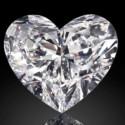 Graff показали самый большой в мире бриллиант в форме сердца