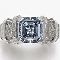 Sky Blue Diamond ушел с аукциона Sotheby's за 17 миллионов долларов