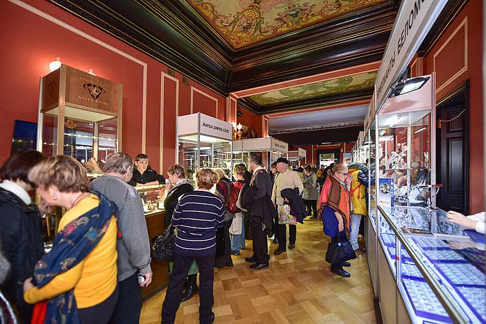 Выставка Сокровища Петербурга декабрь 2016