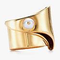 Коллекция золотых украшений Tiffany x Eddie Borgo