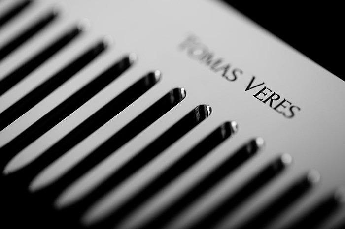 Драгоценный гребень Tomas Veres