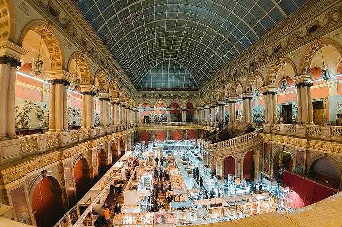 Выставка Сокровища Петербурга