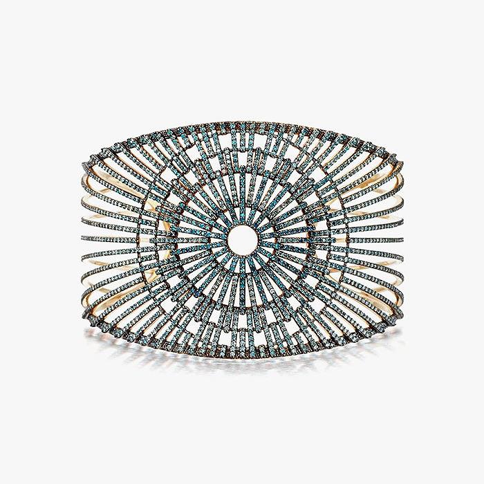 Браслет Firework от Astley Clarke с бриллиантами