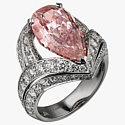 Бриллиантовое кольцо Cartier