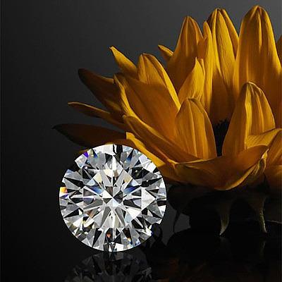 Бриллиант, ограненный из алмаза «Королева Калахари»