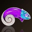 Волшебные броши в виде животных от Vhernier