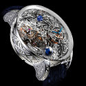 Космические часы Astronomia Meteorite от Jacob & Co.