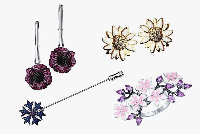 Sokolov коллекция Цветы