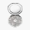 Часы от Harry Winston c перламутром, сапфирами, жемчугом и бриллиантами