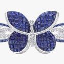 Часы Graff Princess Butterfly со скрытым циферблатом