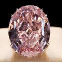 59-каратный бриллиант «Розовая звезда» может заработать 60 миллионов долларов