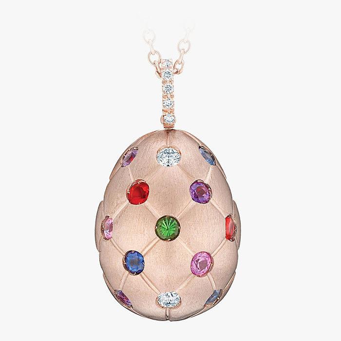 Подвеска-яйцо от Fabergé