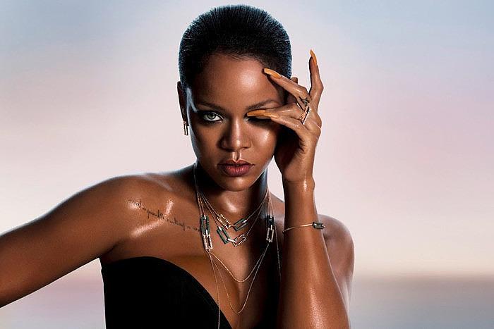 Коллекция Rihanna♡Chopard
