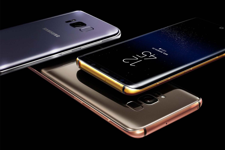 В Российской Федерации начались продажи телефонов Самсунг Galaxy S8 иGalaxy S8+