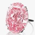 Мировой рекорд: бриллиант Pink Star продан за 71,2 миллиона долларов