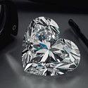 92-каратное бриллиантовое сердце выставят на аукционе Christie's