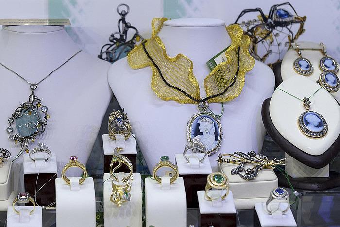 Выставка Золотые мастера