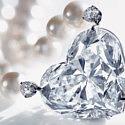 92-каратное бриллиантовое сердце за 14,9 миллиона долларов