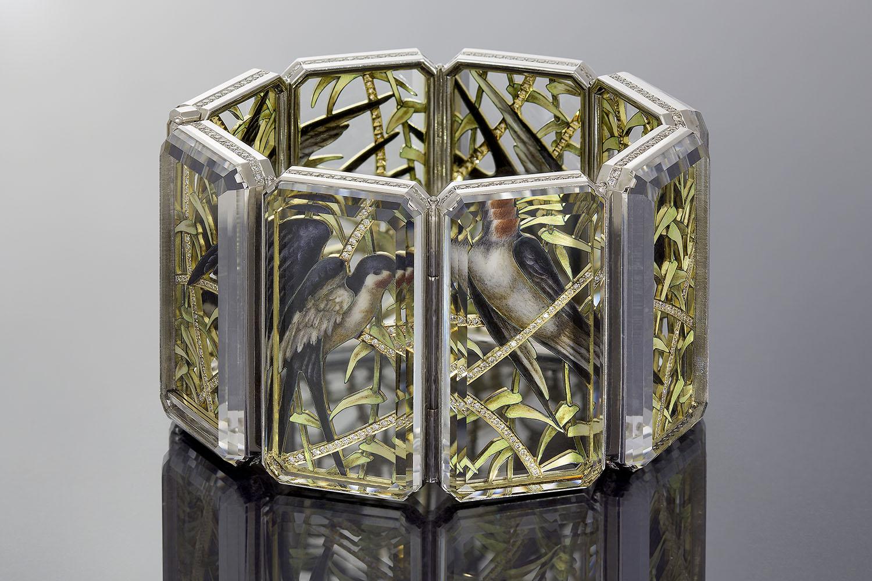 Коллекция с кварцем к 25-летию Ilgiz F — Jewellery Mag