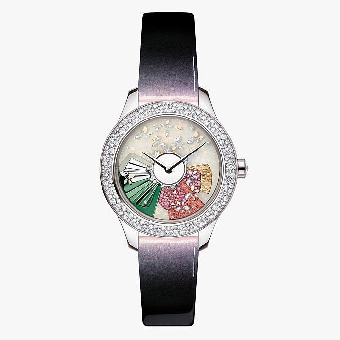 Часы Dior Grand Bal Pièce Unique Galaxie Cygnus