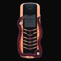 Boucheron покрыли телефон Vertu рубинами