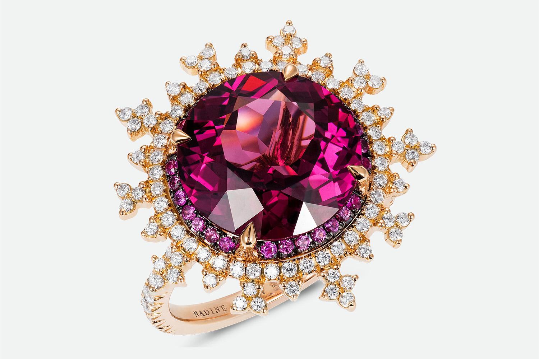 Ювелирные коллекции Nadine Aysoy к выставке IJL — Jewellery ...