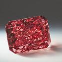 Самый большой красный бриллиант Rio Tinto