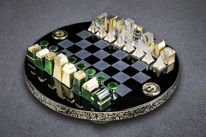 Шахматы Star Wars от S.T. Dupont