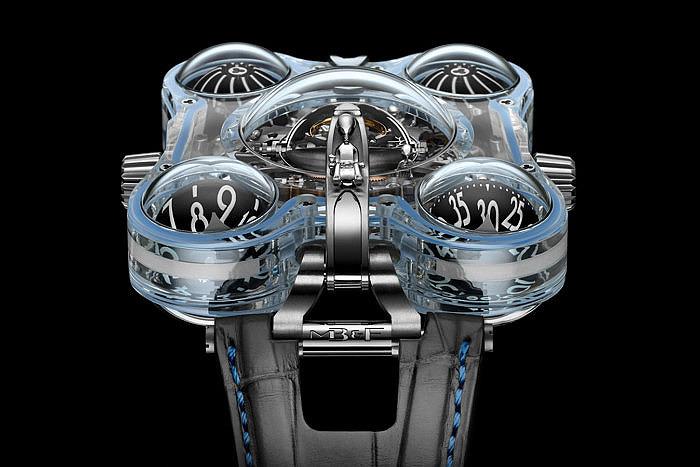 Часы MB&F HM6 Alien Nation