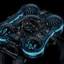Часы MB&F HM6 Alien Nation за 500 тысяч долларов