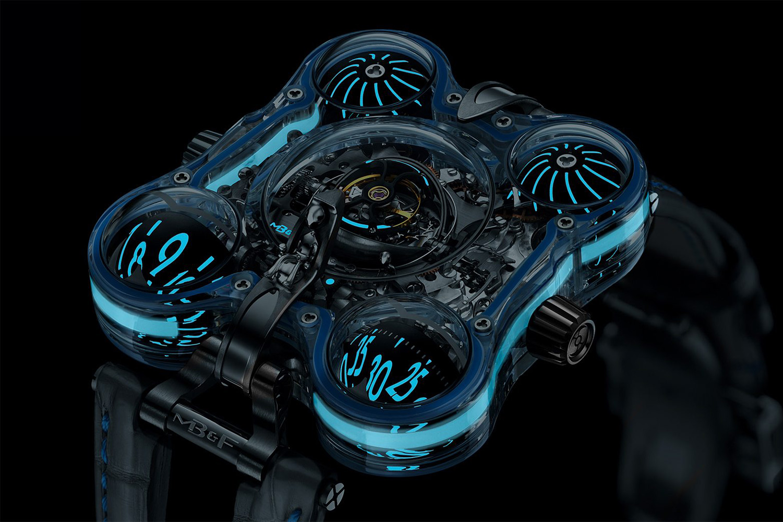 f5efe216f15b Часы MB&F HM6 Alien Nation за 500 тысяч долларов — Jewellery Mag