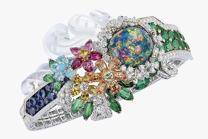 Коллекция Dior à Versailles, Côté Jardins
