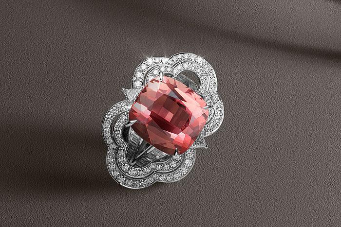 Кольцо из коллекции Conquêtes от Louis Vuitton