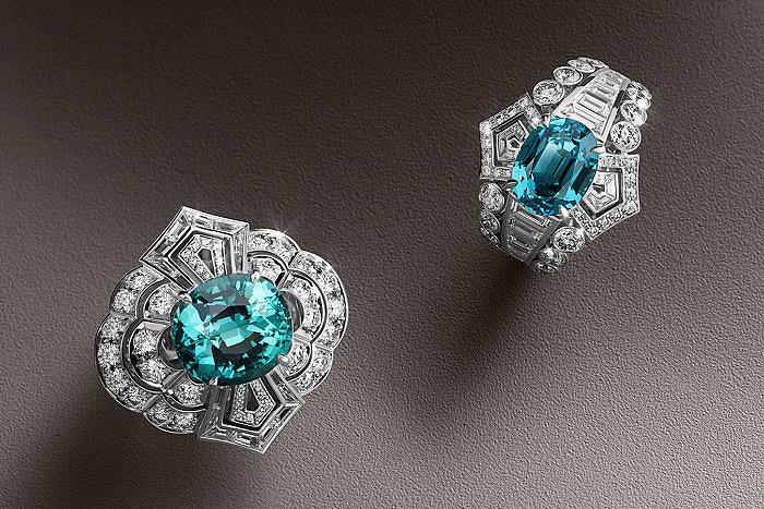 Кольца из коллекции Conquêtes от Louis Vuitton