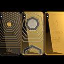 Роскошные iPhone X в золоте и бриллиантах от Brikk