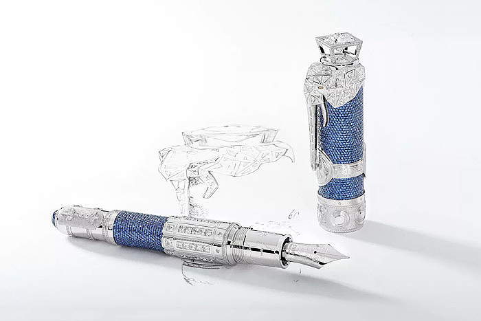 Перьевая ручка High Artistry Homage to Hannibal Barca от Montblanc