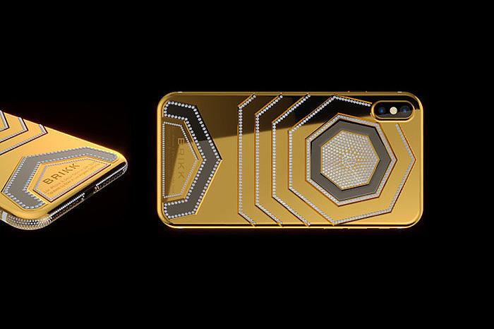 Lux iPhone X Haute Omni от Brikk